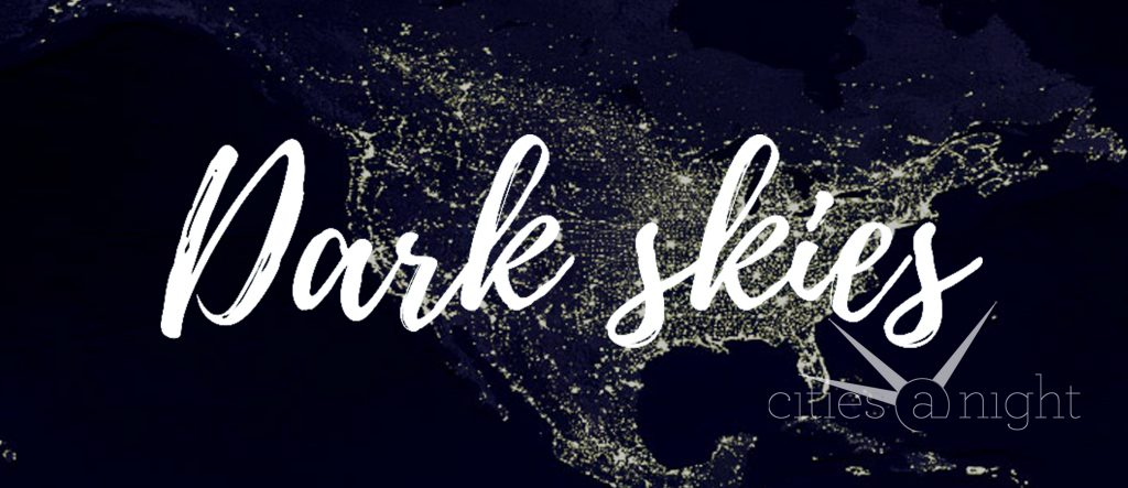 Cities at night – mapping the world at night